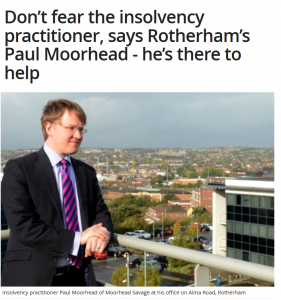 The Star- Don't Fear the Insolvency Practitioner